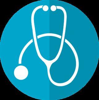 stethoscope icon, stethoscope, icon